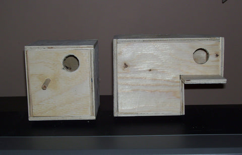 Budgie & Goldian Nest Box