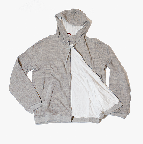 Super Soft Zip Up