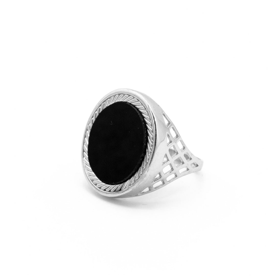 Onyx Sovereign Ring