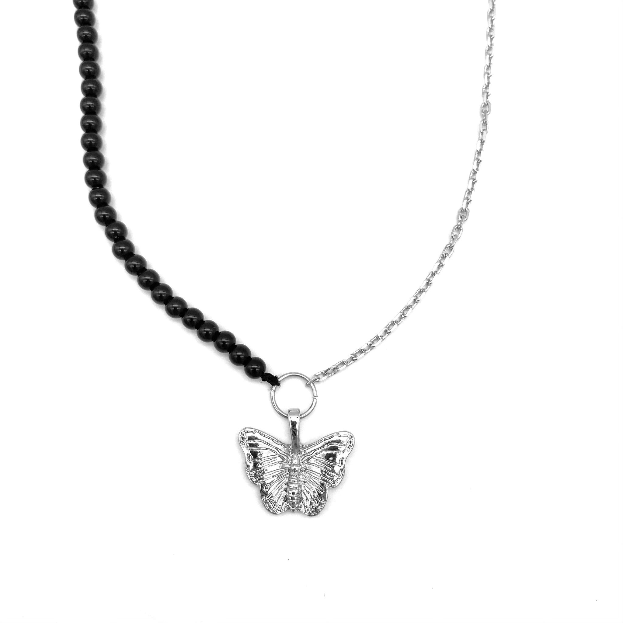 Butterfly Bead Chain