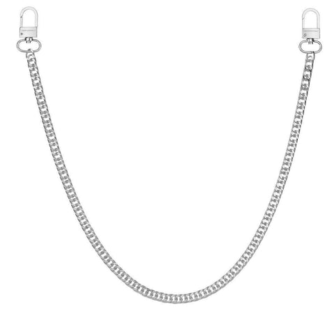 Single Double Curb Jean Chain