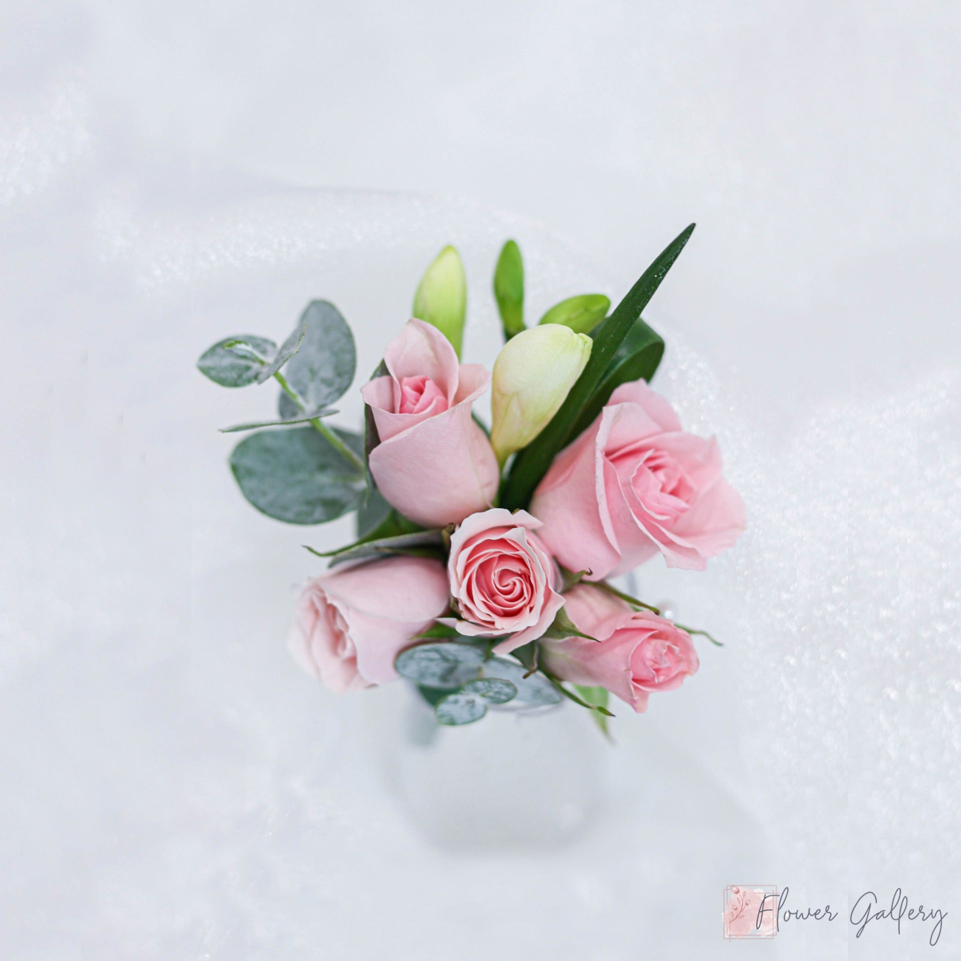 Bridal Bouquet and Boutonniere | Toronto Flower Gallery,