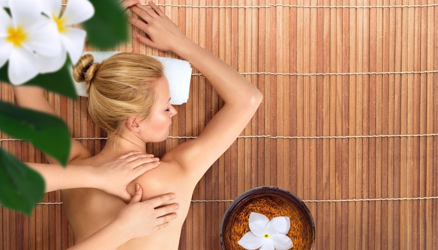 A massage is effective in relieving the pain and tension away from your muscles