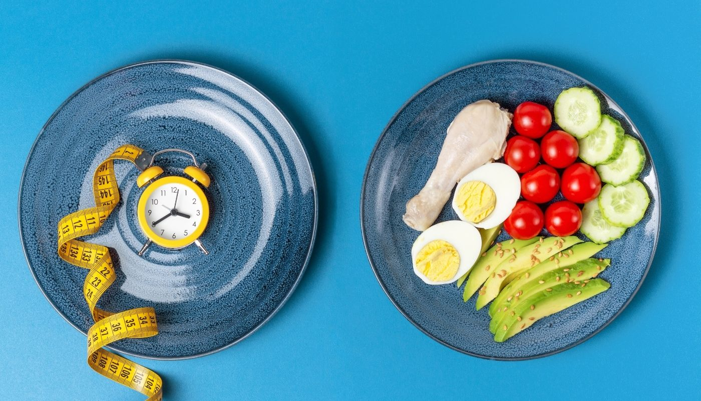 Healthy fasting diet