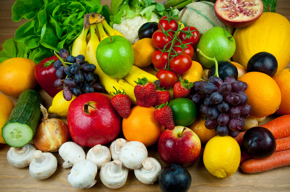 Fruits-and-vegetables-antioxidant-foods