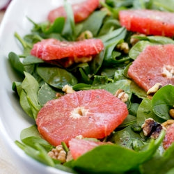 spinach-and-grapefruit-salad