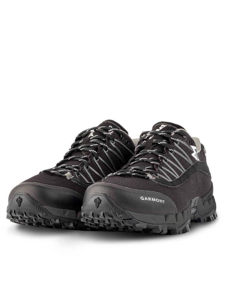 9.81 N.AIR.G 2.0 GTX Man Shoes Garmont Footwear color Black made with ECONYLu00ae regenerated nylon
