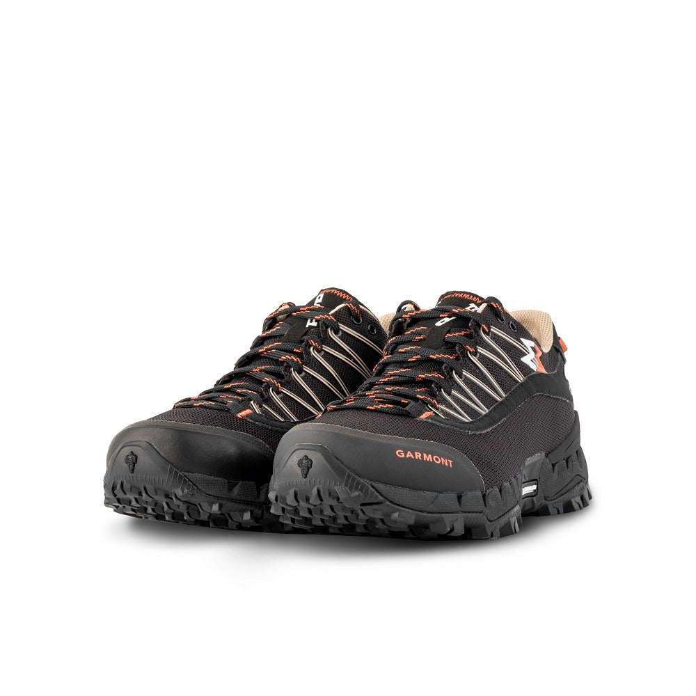 9.81 N.AIR.G. 2.0 GTX WMS Woman Shoes Garmont Footwear color Black made with ECONYLu00ae regenerated nylon