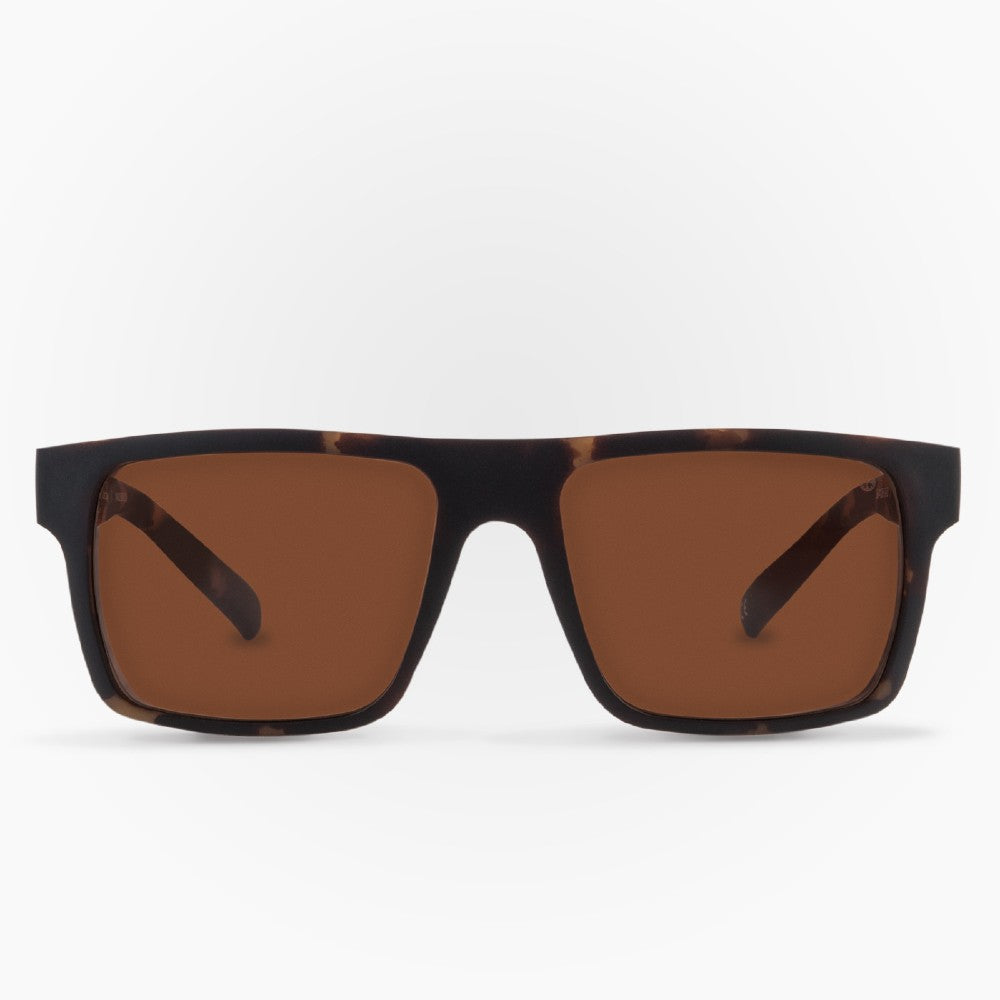 Sunglasses Octay Karun color Havana Brown made with ECONYLu00ae regenerated nylon