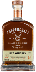 Coppercraft Rye Whiskey, USA (750 ml)
