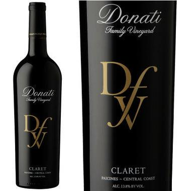 2015 Donati Family Vineyard Claret, Paicines, USA (750ml)