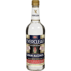 Everclear Grain Alcohol, Missouri, USA (750ml)- GROUND SHIPMENTS ONLY