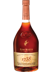 Remy Martin 1738 Accord Royal Fine Champagne Cognac, France (750ml)