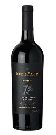 2014 Louis M. Martini Monte Rosso Vineyard Gnarly Vine Zinfandel, Sonoma Valley, USA (750ml)
