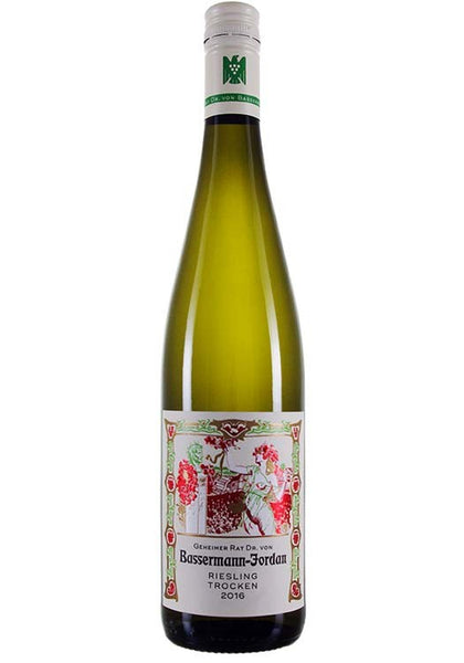 discount newest collection exclusive shoes 2017 Dr. von Bassermann-Jordan 'Forst' Riesling Trocken, Pfalz, Germany  (750ml)