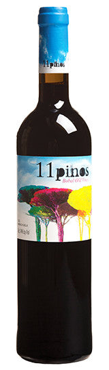 2013 Vega Tolosa 11 Pinos Bobal Old Vines, Manchuela, Spain (750ml)
