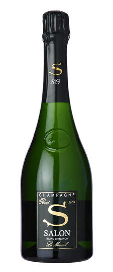 2004 Salon Cuvee 'S' Le Mesnil Blanc de Blancs, Champagne, France (750ml)
