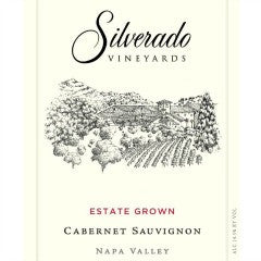 2017 Silverado Vineyards Cabernet Sauvignon, Napa Valley, USA (750ml)