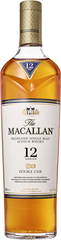 The Macallan Double Cask 12 Year Old Single Malt Scotch Whisky, Speyside - Highlands, Scotland (750 ML)