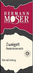 2015 Hermann Moser The Red Cherry Zweigelt, Niederosterreich, Germany  (750 mL)
