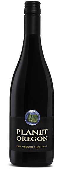 2017 Planet Oregon Pinot Noir, Willamette Valley, USA (750ml)