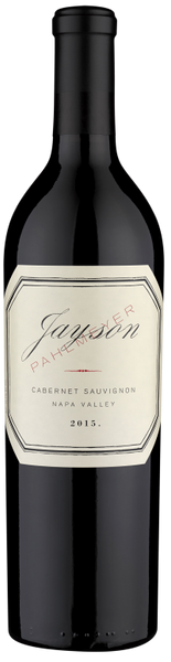 2017 Pahlmeyer Jayson Cabernet Sauvignon, Napa Valley, USA (750ml)