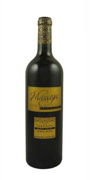 2010 Massaya Gold Reserve Rouge, Bekaa Valley, Lebanon (750ml)