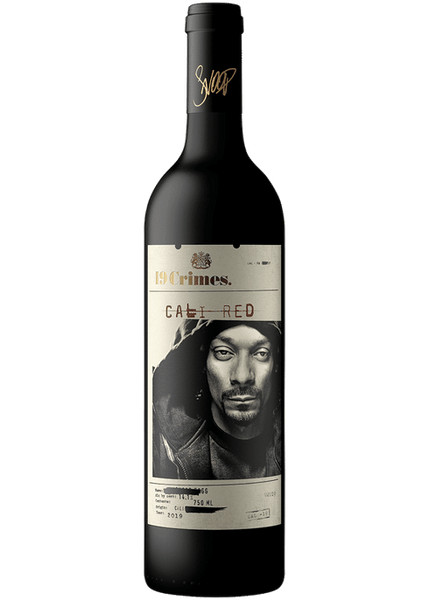 2019 19 Crimes 'Cali Red', California, USA (750ml)