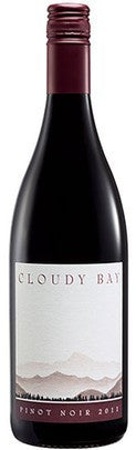 2016 Cloudy Bay Pinot Noir, Marlborough, New Zealand (750ml)