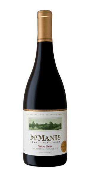 2015 McManis Family Vineyards Pinot Noir, California, USA (750ml)