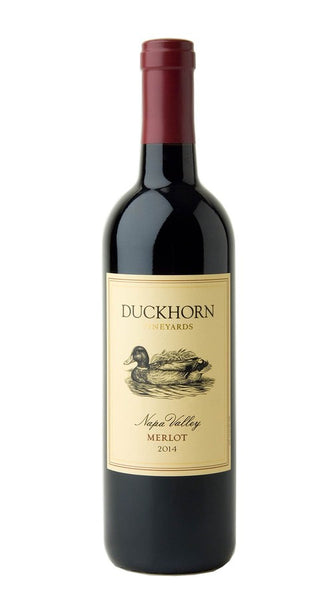 2014 Duckhorn Vineyards Merlot, Napa Valley, USA (375ml) HALF BOTTLE