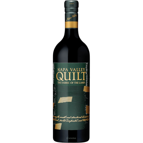 2017 Quilt 'The Fabric of the Land' Red, Napa Valley, USA (750ml)