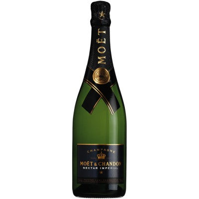 NV Moet & Chandon Nectar Imperial, Champagne, France (750ml)