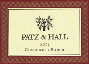 2013 Patz & Hall Chenoweth Ranch Pinot Noir, Russian River Valley, USA (750 ml)