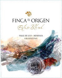 2016 Finca El Origen Estate Blend, Valle de Uco, Argentina (750ml)