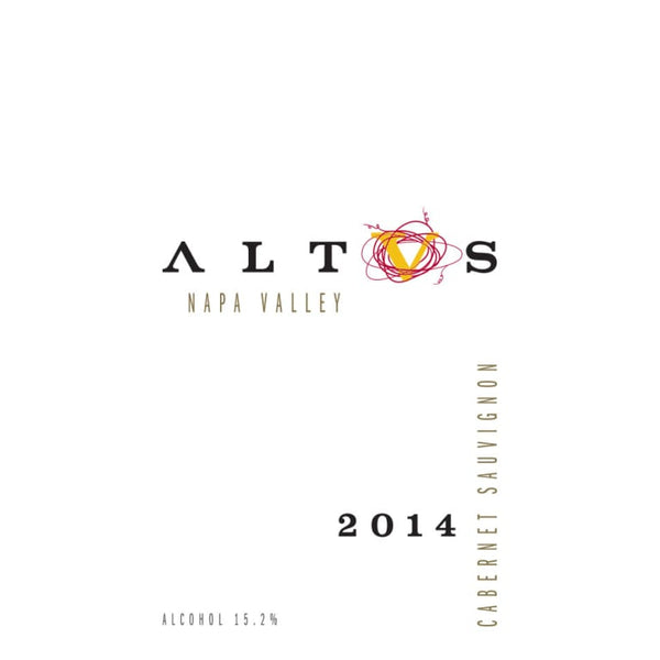 2014 Altvs Cabernet Sauvignon, Napa Valley, USA (750ml)