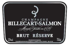 Billecart-Salmon Brut, Champagne, France HALF BOTTLE (375ml HALF BOTTLE)