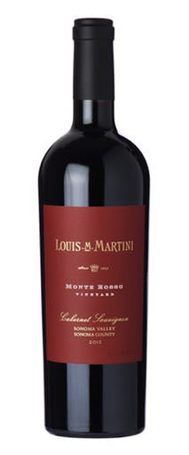 2014 Louis M. Martini Monte Rosso Vineyard Cabernet Sauvignon, Sonoma Valley, USA (750ml)