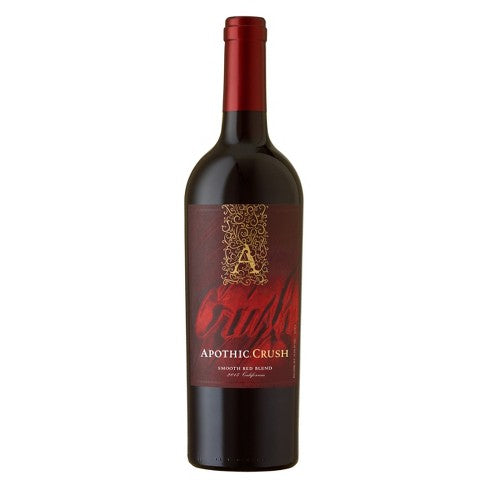 2017 Apothic Wines 'Apothic Crush' Limited Edition Red, California, USA (750ml)