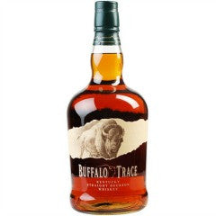 Buffalo Trace Straight Bourbon Whiskey, Kentucky, USA (375ml pint) HALF BOTTLE