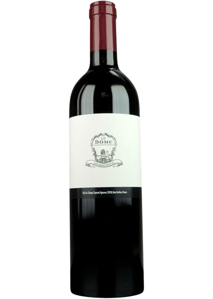 2014 Le Dome, Saint-Emilion Grand Cru, France (750ml)