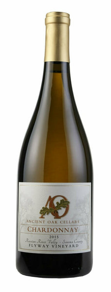 2016 Ancient Oak Cellars Flyway Vineyard Chardonnay, Russian River Valley, USA (750ml)