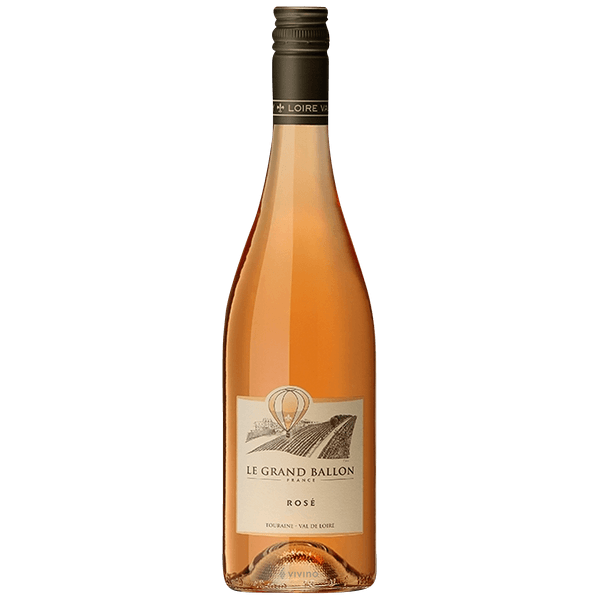 2019 Domaine Joel & Thierry Delaunay Touraine 'Le Grand Ballon' Rose, Loire, France (750ml)