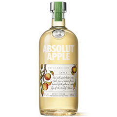 Absolut Juice Apple Edition Spirit Drink, Sweden (750ml)