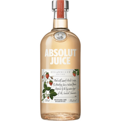Absolut Juice Strawberry Edition Spirit Drink, Sweden (750ml)