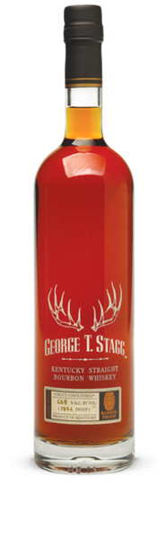 George T. Stagg Straight Bourbon Whiskey, Kentucky, USA (750ml)