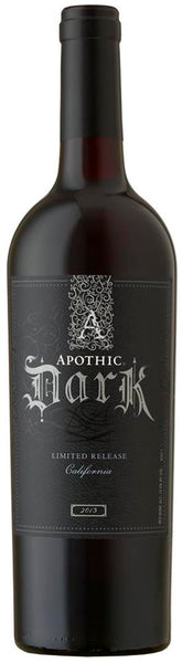 2015 Apothic Wines Dark Limited Release, California, USA (750 mL)