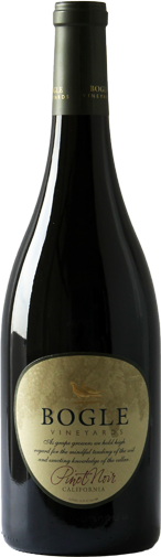 2015 Bogle Vineyards Pinot Noir, California, USA (750ml)