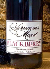 Schramm's Blackberry Mead, Michigan, USA (750 ml)