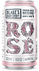 "(6pk cans)-Blake's ""Rose"" Hard Cider, Michigan, USA (12oz)"